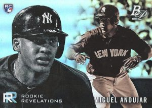 Rookie Revelations Miguel Andujar