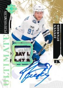 Signature Ultimate Performers Tag Steven Stamkos
