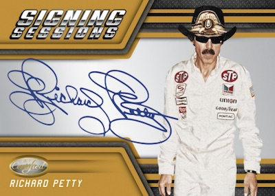 Signing Sessions Gold Richard Petty