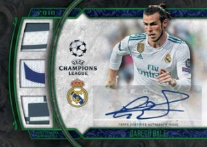 Single-Player Triple Relics Auto Gareth Bale