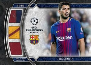 Single-Player Triple Relics Luis Suarez
