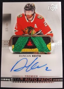 Star Auto Patch Duncan Keith