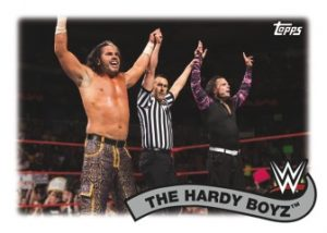 Tag Teams and Stables The Hardy Boyz