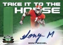 Take it to the House Auto Sony Michel