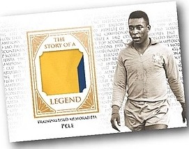 The Story of a Legend Relics Pele