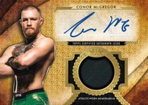 Tier One Fight Glove Auto Conor McGregor