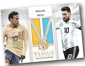 Versus Dual Relics Neymar, Messi