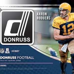 a92ff87b338 2018 Donruss - Football Card Checklist - Checklistcenter.com