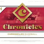 2018 Panini Chronicles Baseball