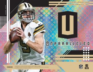 7408c43951e 2018 Panini Unparalleled. 2018 Panini Unparalleled Football returns for ...