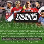 2018 Topps Stadium Club MLS