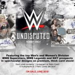2018 Topps WWE Undisputed