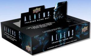 2018 Upper Deck Aliens