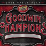 2018 Upper Deck Goodwin Champions
