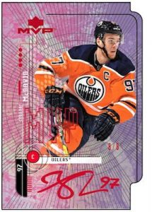 20th Anniversary Colors and Contours Connor McDavid