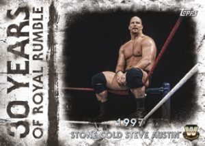 30 Years of Royal Rumble Stone Cold