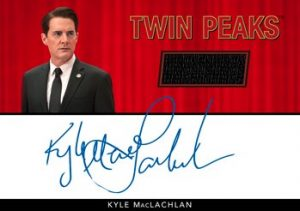 6 Case Incentive Auto Costume Relic Kyle MacLachlan