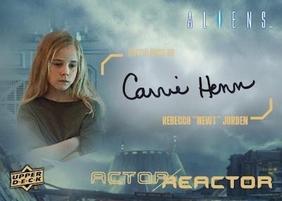 Actor Reactor Auto Carrie Henn