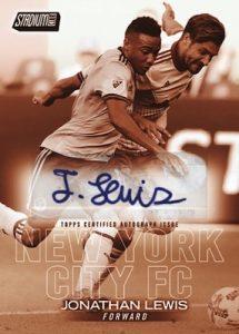 Autographs Sepia Jonathan Lewis