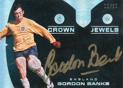 Crown Jewels Auto Gordon Banks