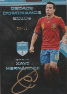 Decade Dominance Xavi Hernandez