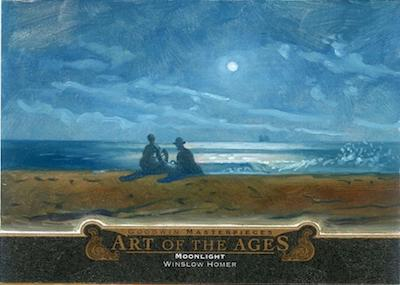 Goodwin Masterpieces Art of the Ages Moonlight
