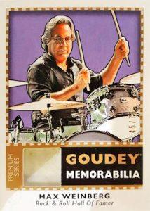 Goudey Memorabilia Premium Series