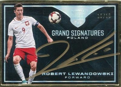 Grand Signatures Robert Lewandowski