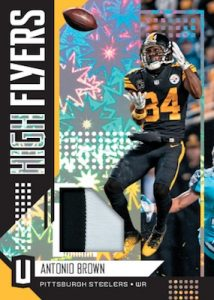 High Flyers Memorabilia Antonio Brown