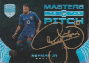 Masters of the Pitch Neymar Jr