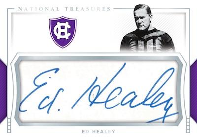 National Treasured Cuts Ed Healy