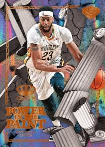 Power in the Paint Anthony Davis