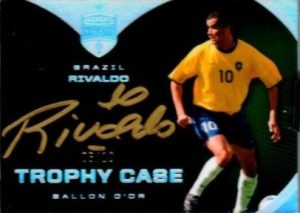 Trophy Case Auto Rivaldo