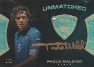 Unmatched Auto Paolo Maldini