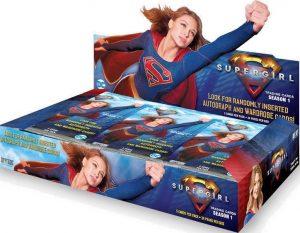 2018 Cryptozoic Supergirl Season 1