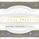 2018 National Treasures Baseball