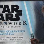 2018 Star Wars Masterwork