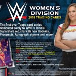 2018 Topps WWE Women's Division