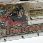 2018 UD Team Canada Juniors