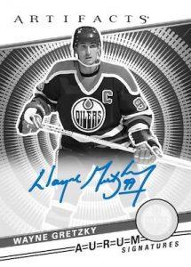 Aurum Bounty Prize Auto Wayne Gretzky