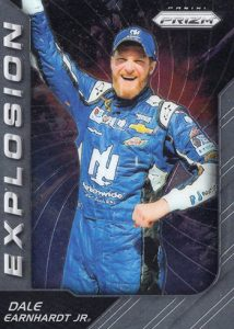 Base Explosion Dale Earnhardt Jr.