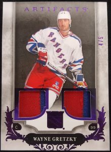 Base Material Purple Patch Wayne Gretzky