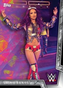 Base Roster Sasha Banks