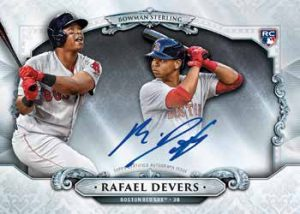 Bowman Sterling Continuity Auto Rafael Devers