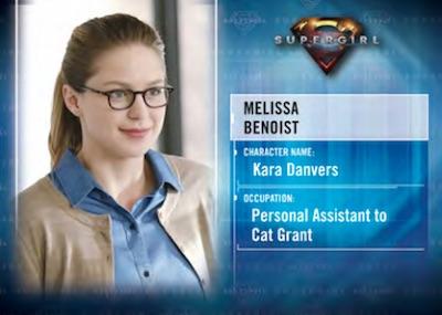 Characters Melissa Benoist