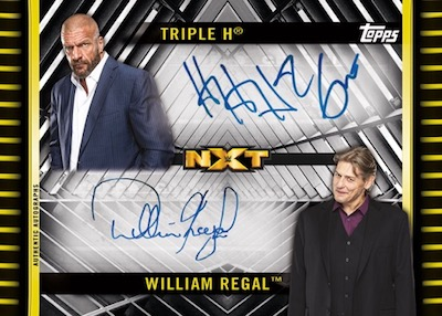 Dual Autos Triple H, William Regal