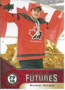Golden Futures Michael McLeod