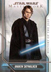 History of the Jedi Annakin Skywalker
