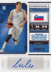 International Ticket Auto Luka Doncic