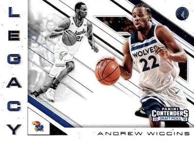 Legacy Andrew Wiggins